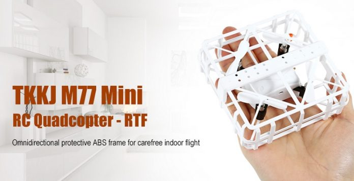 TKKJ M77 Mini cheap drone