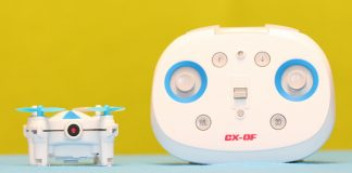 Cheerson CX-OF quadcopter review