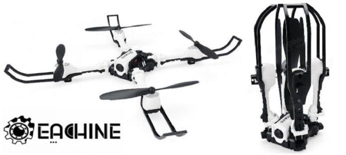 Eachine E53 quadcopter