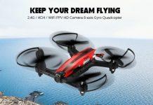 Flytec T18D drone quadcopter