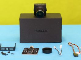 Foxeer HS1177 V2 FPV camera review