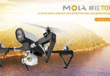 MOLA TOURIST1 quadcopter