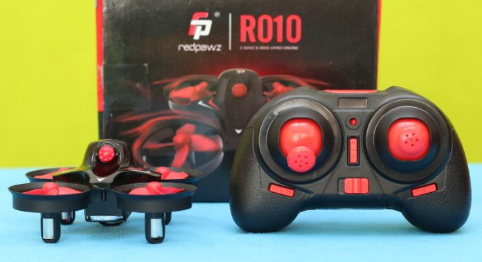 Redpawz R010 drone review
