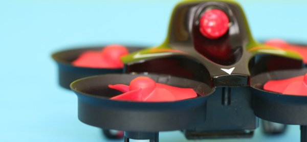 Redpawz R010 drone review - Design