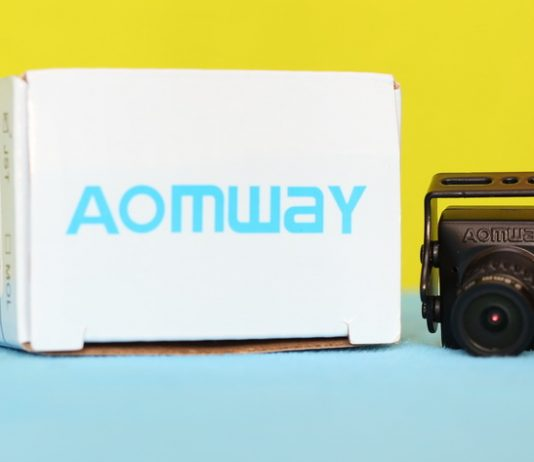 Aomway 1/3 CCD camera review