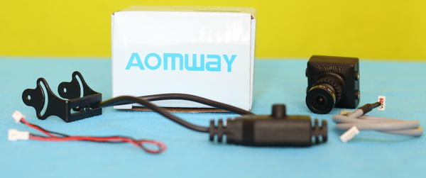 Aomway 1/3 review - Accessories