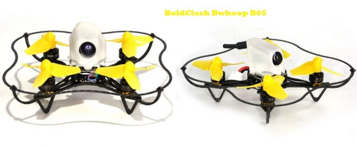 BoldClash Bwhoop B05 drone