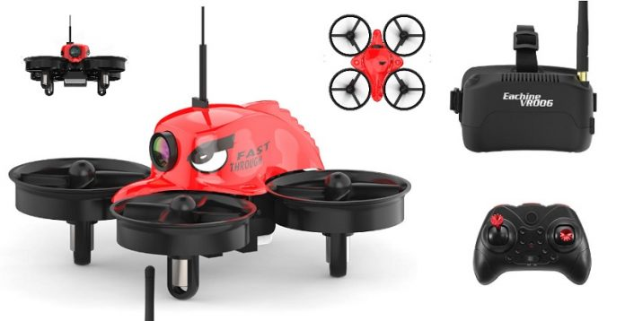 Eachine E013 mini FPV drone