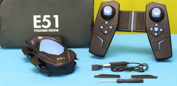 Eachine E51 drone review - Verdict