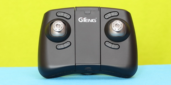 GTENG T908W review - Transmitter