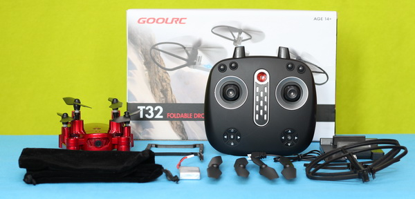 GoolRC T32 review -Summary