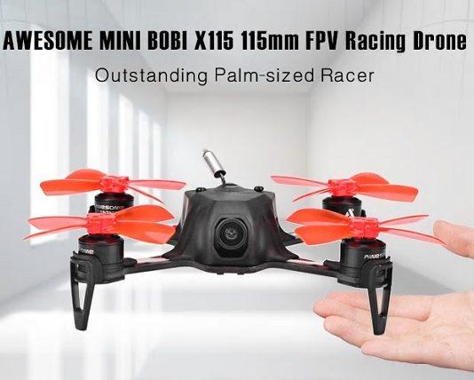 AWESOME MINI BOBI X115 quadcopter