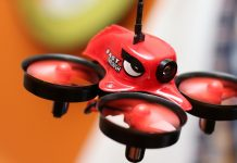 Eachine E013 quadcopter review