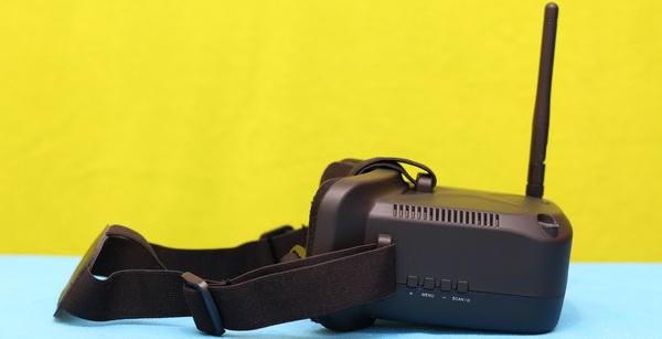 Eachine E013 drone review - VR600 goggle