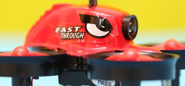 Eachine E013 drone review - Design