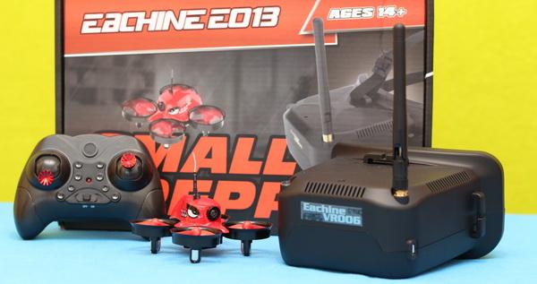Eachine E013 drone review - Intro