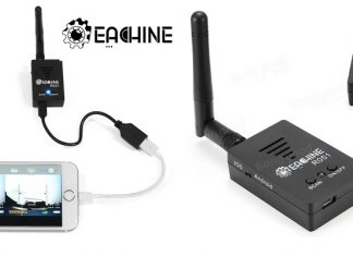 Eachine R051 Android VTX