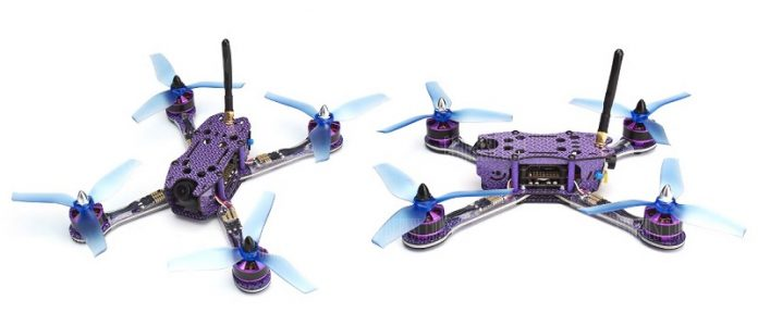 FuriBee Nebula 230 racing quad
