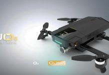 GDU O2 Plus quadcopter