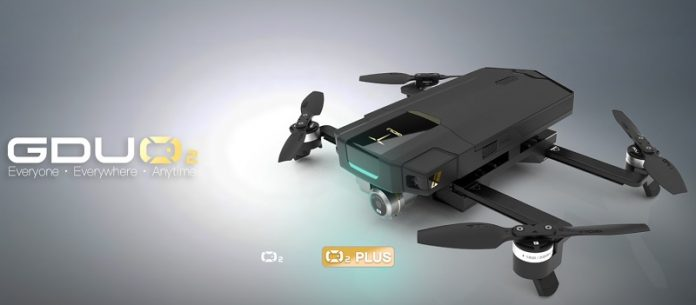 GDU O2 Plus quadcopter