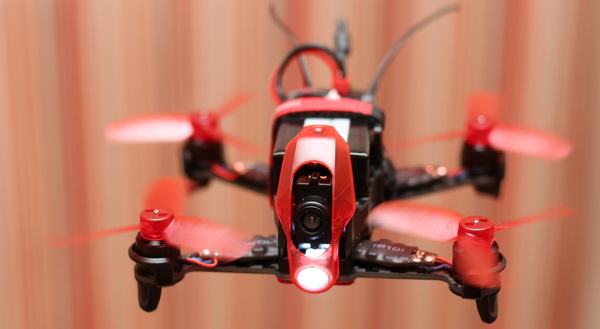 Walkera Rodeo 110 drone review - Test flight