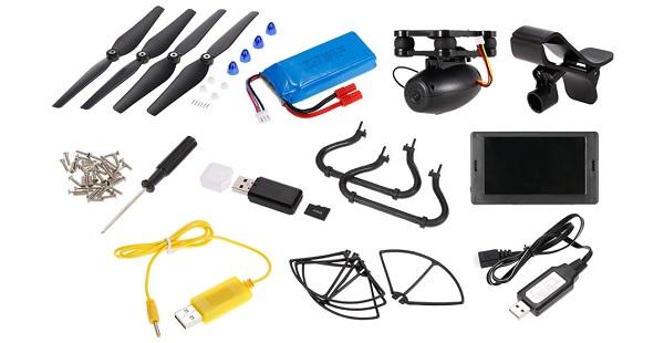 X183GPS drone accessories