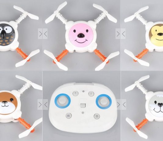 Cheerson CX41 Kids drone with optical flow sensor