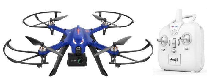 DROCON Blue Bugs 3 drone quadcopter