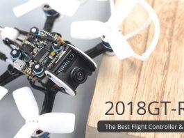 Diatone 2018 GT-R90 mini FPV quadcopter
