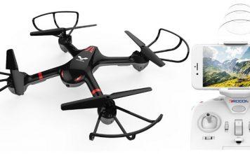 Drocon Cyclone X708w beginner drone