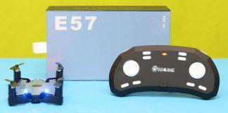 Eachine E57 quadcopter review