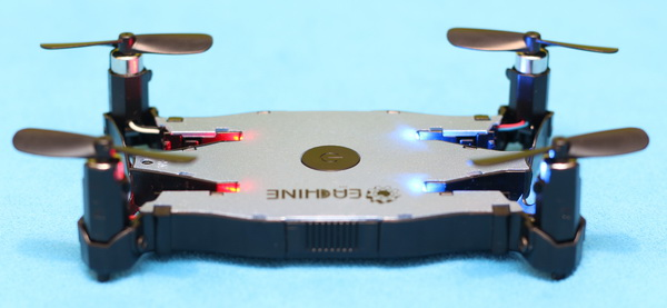 Eachine E57 review: First look on the drone
