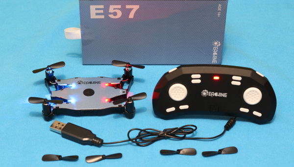 Eachine E57 drone review: Verdict