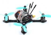 GEPRC Sparrow GEP-MX3 mini racing quadcopter