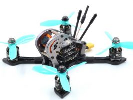GEPRC Sparrow GEP-MX3 mini racing quadcopter