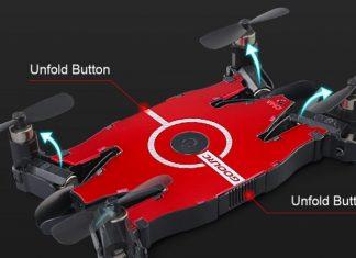 GoolRC T49 low profile drone