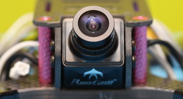 Holybro Kopis 1 drone review: RunCam Swift Camera