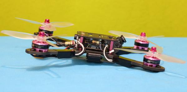 Holybro Kopis 1 drone review: Design