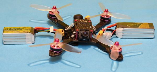 Holybro Kopis 1 drone review: Flight preparation. Finding proper battey
