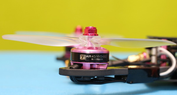 Holybro Kopis 1 drone review: Propulsion system