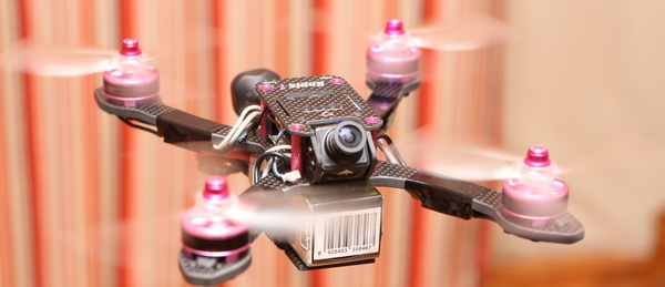 Holybro Kopis 1 drone review: Test flight