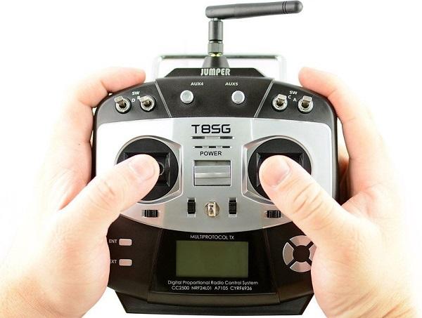 Jumper T8SG design