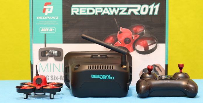 RedPawz R011 review