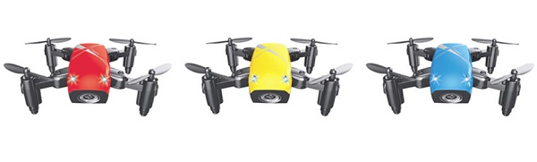 S9W drone color options