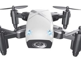 S9W foldable drone