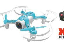 XK X150 W mini drone