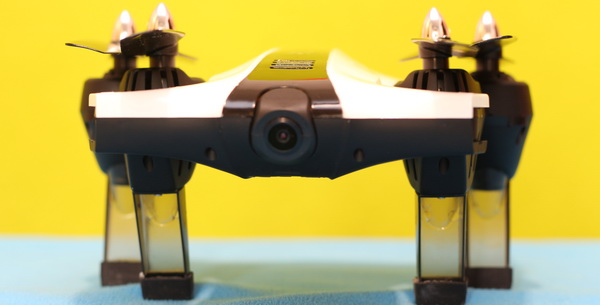 XiangYu XY017HW drone review: Few words about the drone