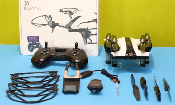 XiangYu XY017HW drone review: Summary