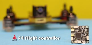F4 flight controller review