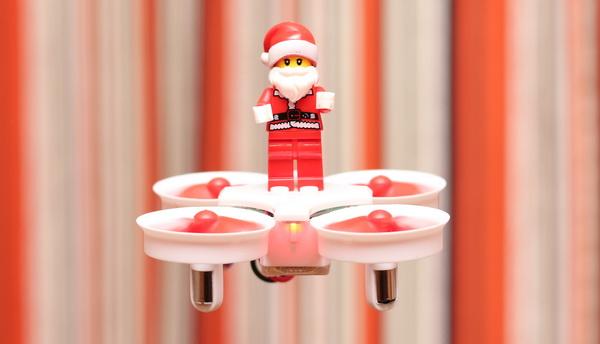 Eachine E011C drone review: Test flight